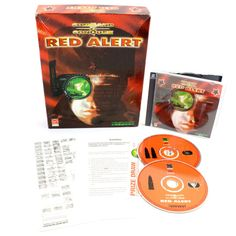 Command & Conquer Red Alert by Westwood Studios, 1996, Real-Time, Strategy
