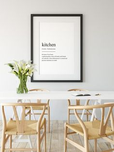 Items similar to XoXo Digital Print Hugs and Kisses, Scandinavian Home design, Modern scandinavian design, Scandinavian home accessories, Scandi home decor on Etsy Kitchen Prints, Kitchen Wall Art, Kitchen Decor, Kitchen Ideas, Family Print, Inspirational Posters, Motivational, Wall Art Quotes, Quote Wall