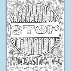 Adult Coloring Sheets 12 Print Your Own by IllustratedAdventure