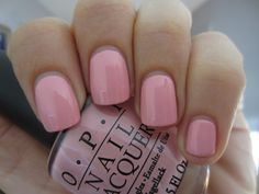 OPI's Pink Friday...pretty for spring!