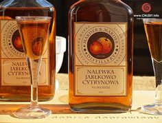 Nalewka jab?kowo cytrynowa na miodzie Irish Cream, Whiskey Bottle, Vodka, Alcoholic Drinks, Food And Drink, Glass, Opera, Alcoholic Beverages, Drinkware