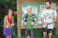 The Tour of Virginia is a 550-mile run across the commonwealth on the Appalachian Trail