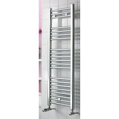 Find Torino Heated Towel Rail - Chrome 900 x 420mm at Homebase. Visit your local store for the widest range of bathrooms & plumbing products.