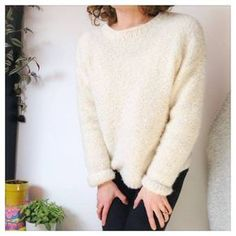 Tuto Tricot Pull Georges (3) Couture, Pulls, Knitting Projects, Pullover, Raglan, Sweaters, Diy, Women, Articles