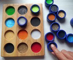 2 nouveaux ateliers individuels d'inspiration Montessori - 1, 2, 3, dans ma classe à moi...