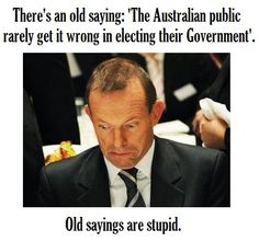 Tony Abbott continues to trash Australia's reputation abroad http://www.independentaustralia.net/politics/politics-display/abbott-continues-to-trash-australias-international-reputation,6652