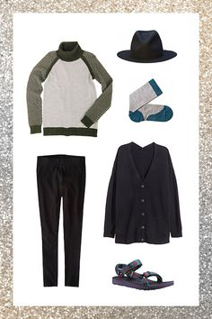 Your Holiday-Outfit Idea Handbook #refinery29  http://www.refinery29.com/best-holiday-outfits#slide14
