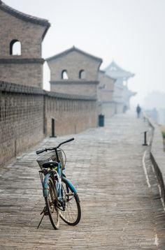 Bicycle in China