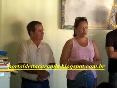 PORTAL DE ITACARAMBI: Prefeito de Itacarambi, anuncia a entrega das casa...