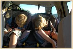 Top Tips for Road Trips with Toddlers