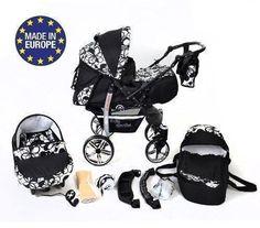 Oferta: 265€ Dto: -30%. Comprar Ofertas de Baby Sportive - Sistema de viaje 3 en 1, silla de paseo, carrito con capazo y silla de coche, RUEDAS GIRATORIAS y accesorios, barato. ¡Mira las ofertas!
