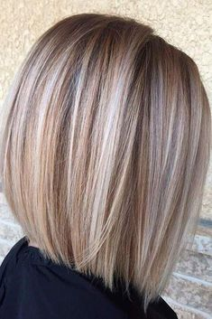 50 Medium Bob Hairstyles for Women Over 40 in Bob hairstyles are always cu. - - 50 Medium Bob Hairstyles for Women Over 40 in Bob hairstyles are always cute but there are too many choices. If you want to change your look or . Stacked Bob Hairstyles, Bob Hairstyles For Fine Hair, Medium Bob Hairstyles, Ladies Hairstyles, Hairstyles Haircuts, Trendy Hairstyles, Pixie Haircuts, Over 40 Hairstyles, Bob Wedding Hairstyles