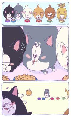 Ummm [Time to eat]