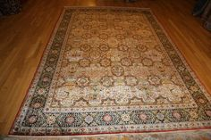 softest finest persian silk rug