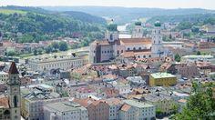 Passau, Germany | Ashley Colburn Productions