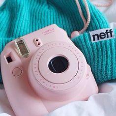 It's a girl thing. Instax Mini 8 Camera, Polaroid Instax, Polaroid Cameras, Fujifilm Instax Mini 8, Polaroids, Small Digital Camera, Zoom Hd, Pocket Camera, Secure Digital