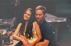 Paul and Jordana