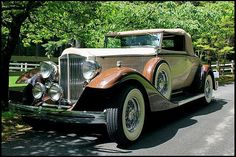 I want a Packard car!!!