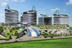Airwil commenced organic smart city for the natural friendly lovers. It's a new mixed township which offering villas, IT Plots, retail shops, apartments in commercial and residential unit and prudently located at Yamuna Expressway.