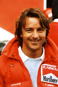 René Arnoux (b 1948) French racing driver; French Formule Renault Champion (1973); European Super Renault Champion (1975); European Formula Two Champion (1977); raced in 12 Formula One seasons (1978-89), 22 podiums, won 7 races; third in the F1 World Drivers' Championship (1983); co-owner DAMS (Driot Arnoux Motor Sport) Formula 3000 team; owns 4 Kart'In indoor kart tracks in France; produced Rene Arnoux Karting video game