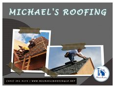 At Michael's Roofing, we're a preferred local roofing contractor, and we're able to meet all your flat roofing needs. Our knowledgeable staff goes above and beyond to serve and take care of our customers. Roofing Companies, Roofing Services, Roofing Contractors, Roof Leak Repair, Above And Beyond, Knowledge, Meet, Facts