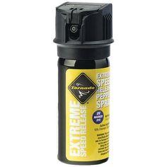 TORNADO TX0094 Extreme Pepper Spray System with UV Dye (40g)
