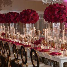 Gorgeous Decor By Poshproductions Munaluchi Munaluchibride Weddingdlowers Luxuryweddings Repost