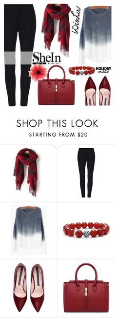 """SheIn contest"" by ammya ❤ liked on Polyvore featuring Lagos, women's clothing, women's fashion, women, female, woman, misses, juniors and shein"