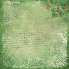 Summer Kitchen - Papier 03 » Papiery do scrapbookingu » LEMONADE Scrapbooking, cardmaking, papercrafts