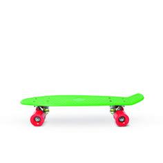 Kiedy jak nie teraz jeździć na deskorolce? Dostępne w dwóch kolorach - zielonym i różowym. #nowosci #tigerpolska #tigerstore #gift #prezent #fun #zabawa #play #game #sport #wakacje #holiday #summer #summertime #lato #tigerdesign #tgrdesign #design #szkoła #school #backtoschool #skateboard #deskorolka #news