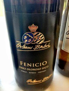 El Alma del Vino.: Bodega Los Infantes Orleans Borbón Oloroso Seco Fenicio.