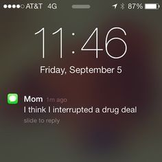 17 Texts From Moms Cooler Than You