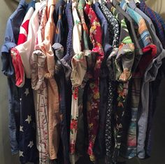 vics closet probably, lord knows he spent a lot of time in there