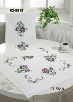 Printed Cross-stitch - Permin UK