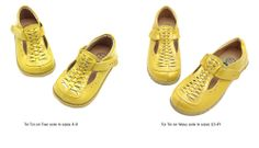 Toi Toi Yellow Patent Fall 2013- ordered these today...love the mustard color.