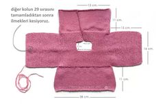 knitting Knitted Baby Cardigan – PINK LADY -Two needle Knitting Pattern & tutorial Rubber Floor Mats Knitted Baby Cardigan, Baby Pullover, Knitted Hats, Crochet Hats, Kids Crochet, Pink Lady, Baby Knitting Patterns, Free Knitting, Newborn Hats