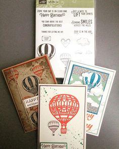 In love with this stamp set & co-ordinating die #stampinup #stampinupuk #paper #ink #stamps #dies