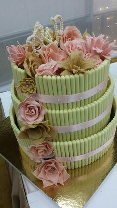 Esküvői torta - A szerelem fokozatai