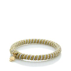 kate spade   hand in hand cord wrapped bangle