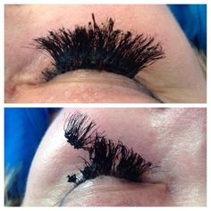 008a8304cd5 This was shared by my fellow fb lash expert and she had to dealt with  removing