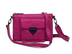 BCBGeneration Jessie Mini Cross Body Bag- Great color great bag love the size