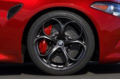2016 Alfa Romeo Giulia  #Segment_C #2015 #Alfa_Romeo #Italian_brands #Alfa_Romeo_Giulia #V6 #2016MY #Serial
