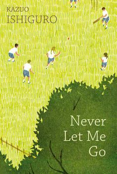 Never Let Me Go - Kazuo Ishiguro - cover by Masako Kubo