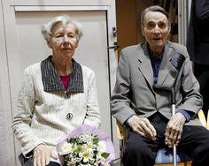 President Mauno Koivisto and Mrs. Tellervo Koivisto hs.fi 11.2.2016 in Finland (KUVA: Seppo Solmela)