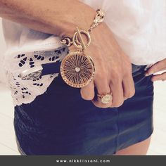 Our designer's choice of this week is this lovely set! Even a large coin can be a stunning eyecatcher on your wrist! Just Good Friends, Some Pictures, Bracelets, Jewelry, Design, Fashion, Moda, Jewlery, Jewerly