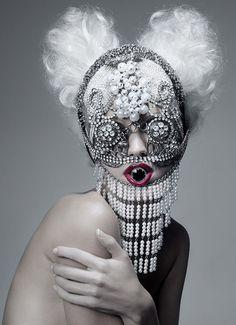 Paco Peregrín • Dark Beauty Magazine