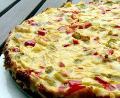 Recetas de cocina de Sandra: Pastel de bacalao a la Vasca