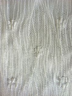 """Daisy Dew Drops"""" STRETCH Crinkle MESH Light weight delicate NEW ARRIVAL 54"""