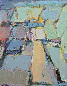 'Winter fields' by Olga Konoshchuk
