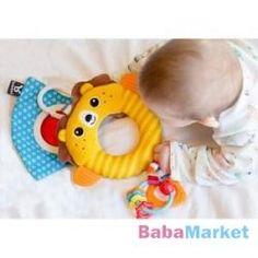 Babajáték - Benbat Dazzle Friends játék C gyűrűn Oroszlán 0 hó+ Children, Boys, Kids, Big Kids, Children's Comics, Sons, Kid, Kids Part, Child